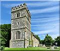 SU2693 : Saint Giles' Church, Great Coxwell by Dave Price