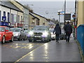 H4572 : Busy traffic, Omagh by Kenneth  Allen