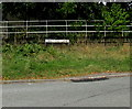 SJ6649 : First Dig Lane name sign near Stapeley by Jaggery