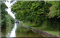SJ5344 : Llangollen Canal north-east of Grindley Brook, Cheshire by Roger  Kidd