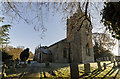 SK9227 : Ss Andrew & Mary church, Stoke Rochford by J.Hannan-Briggs
