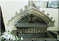SK9227 : Altar Tomb, Ss Andrew & Mary church, Stoke Rochford by J.Hannan-Briggs