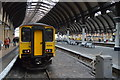 SE5951 : Train from Leeds, York Station by N Chadwick