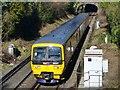 SU9948 : Guildford - Portsmouth Line by Colin Smith