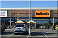 TQ6042 : Halfords by N Chadwick