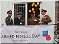 SU9949 : Guildford - Supporting Armed Forces Day by Colin Smith