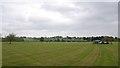 TL0797 : Camp site, Yarwell Mill by Richard Webb