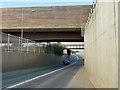 TQ5182 : Railway bridges over Lamson Road by Robin Webster