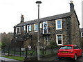 NT2473 : Rosebank Cottages by M J Richardson
