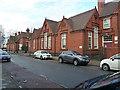 SP0890 : Yew Tree Community School, Aston by Richard Law