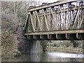 SO8899 : Meccano Bridge by Gordon Griffiths