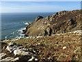 SM8737 : Penbwchdy Headland by Alan Hughes
