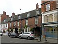 SK9135 : King's Head, 11 Westgate, Grantham by Alan Murray-Rust