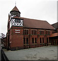 SJ7055 : Union Street Baptist Church, Crewe by Jaggery