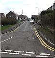 SS8688 : Heol Cynwyd, Llangynwyd by Jaggery
