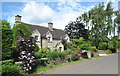 ST8380 : Barton Cottage, Littleton Drew, Wiltshire 2015 by Ray Bird