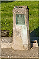 TQ3755 : Drinking fountain, Woldingham Village Green by Ian Capper