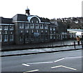 ST2196 : Newbridge Comprehensive School, Newbridge by Jaggery