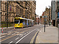 SJ8398 : Metrolink Second City Crossing, Princess Street by David Dixon