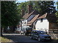 SU4782 : The Harrow pub, West Ilsley by Rudi Winter