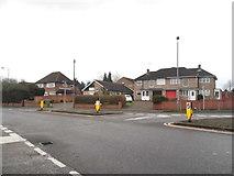 TL1023 : Ashcroft Road, Stopsley by David Howard