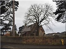 TL1023 : Church on Hitchin Road, Stopsley by David Howard
