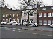 TL1407 : St Peter's Street, St Albans by David Howard