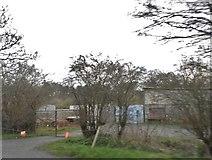 TL0033 : Yard west of Flitwick by David Howard