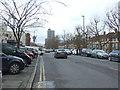 TQ2189 : Edgware  Road (A5) by JThomas
