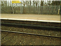 SJ7891 : Old sleepers at Brooklands by Stephen Craven