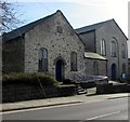 SY2998 : United Reformed church hall and church, Chard Street, Axminster by Jaggery