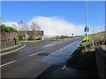 NO2507 : The Riggs, Falkland by Bill Kasman