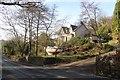 NS2389 : Villa in Mambeg by Alan Reid