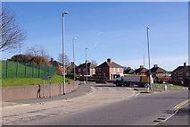SJ8652 : Turnhurst Road, Chell by Stephen McKay