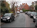 SE4521 : Banks Avenue - Wakefield Road by Betty Longbottom
