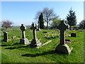 TR0156 : St James Churchyard, Sheldwich by Marathon