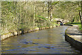 SJ2541 : Plas Isaf Bridge, Llangollen Canal : Week 14