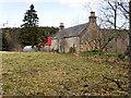 NJ0121 : Farmstead near Nethy Bridge by David Dixon