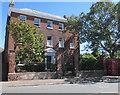 SX9688 : Broadway House 35 High Street Topsham by Jaggery