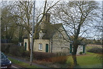 TL4159 : House on Madingley Rd by N Chadwick