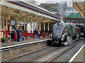 SD8010 : 60009 Arriving at Bury by David Dixon