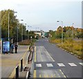 TL3170 : Guided busway, St Ives Park & Ride by N Chadwick