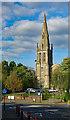 TQ2086 : St Andrew's Church, Kingsbury by Julian Osley