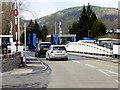 NH6543 : A82, Tomnahurich Swing Bridge by David Dixon
