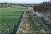 TL3858 : Harcamlow Way by N Chadwick