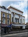 TQ3284 : Former Carlton Cinema, Essex Road by Julian Osley
