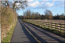 TL4358 : The Wimpole Way by N Chadwick