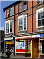 SO9198 : Shops in Worcester Street, Wolverhampton by Roger  Kidd