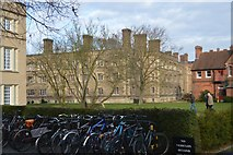 TL4558 : Jesus College by N Chadwick