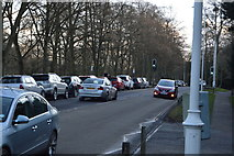 TL4458 : Queen's Rd, A1134 by N Chadwick